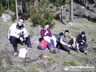 Amistades - Las majadas Cuenca; viajes octubre; viajes puente del pilar